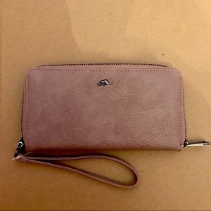 Roots RFID protected wallet